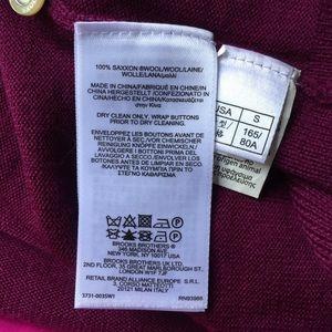 Brooks Brothers Sweaters - Brooks brother cardigan